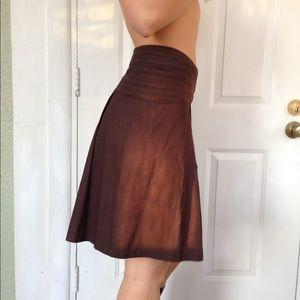 Diane von Furstenberg skirt